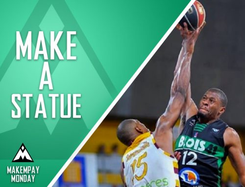 Makempay Monday | Make A Statue